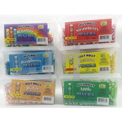 Jelly Molly Pencil Candy (Halal)