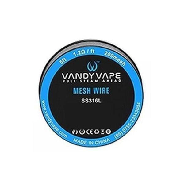 Vandy Vape Mesh Wire SS316L  1.2 Ohm-ft