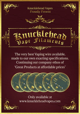 Knucklehead Vapes Filaments