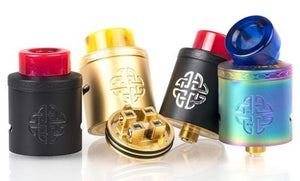 Aequitas Rda By Hellvape Authentic