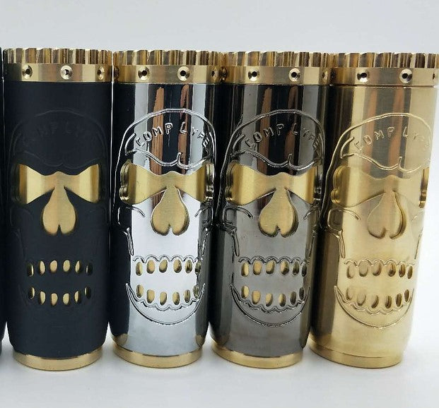 CompLyfe Saw Styled Mechanical Mod