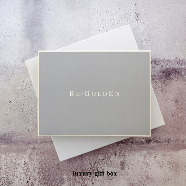 Luxury Gift Box for BeGolden Accessories