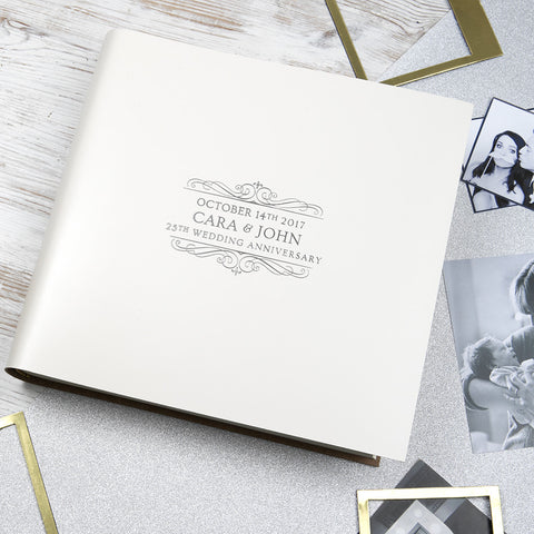 Wedding Anniversary Gift Photo Album