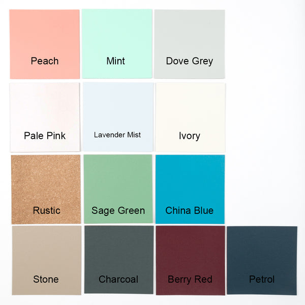 colour of swatch