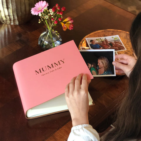 Mummy and Me Photo Album