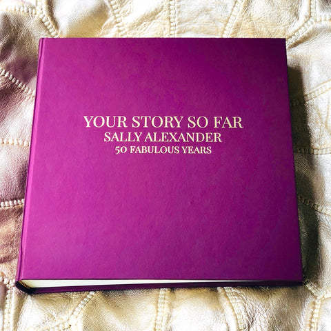 Opulent and Bespoke Photo Album Book