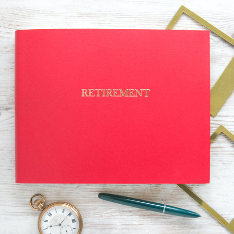Retirement Book