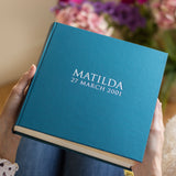 Beautifully Bespoke Personalised Photo Album