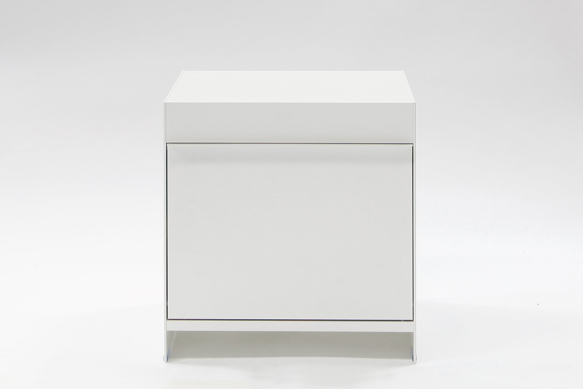 H1-FDD white bed side table by ON&ON