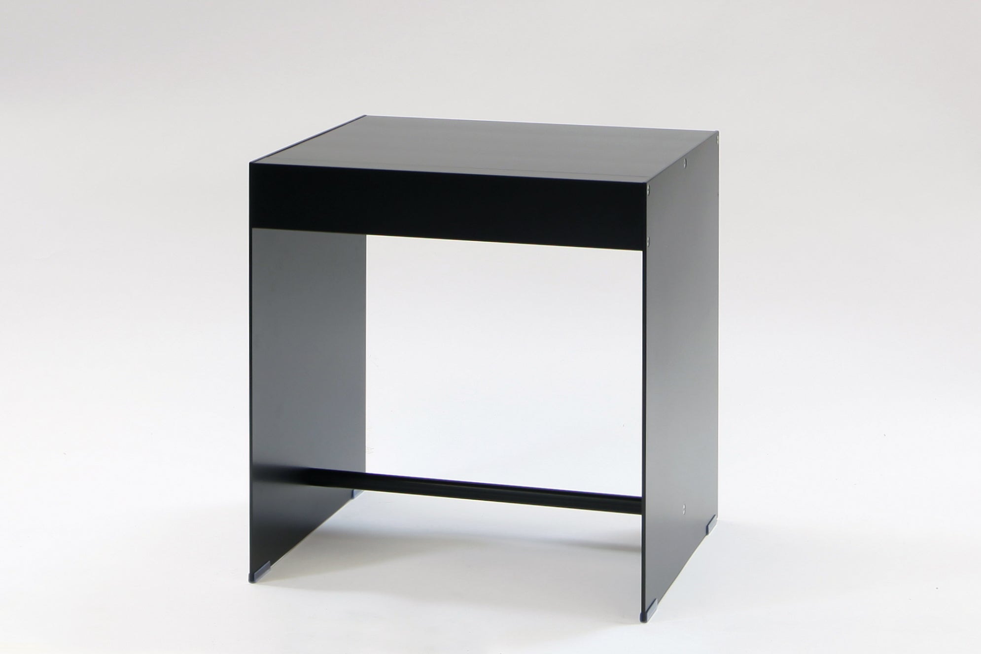 Contemporary black side table by ON&ON