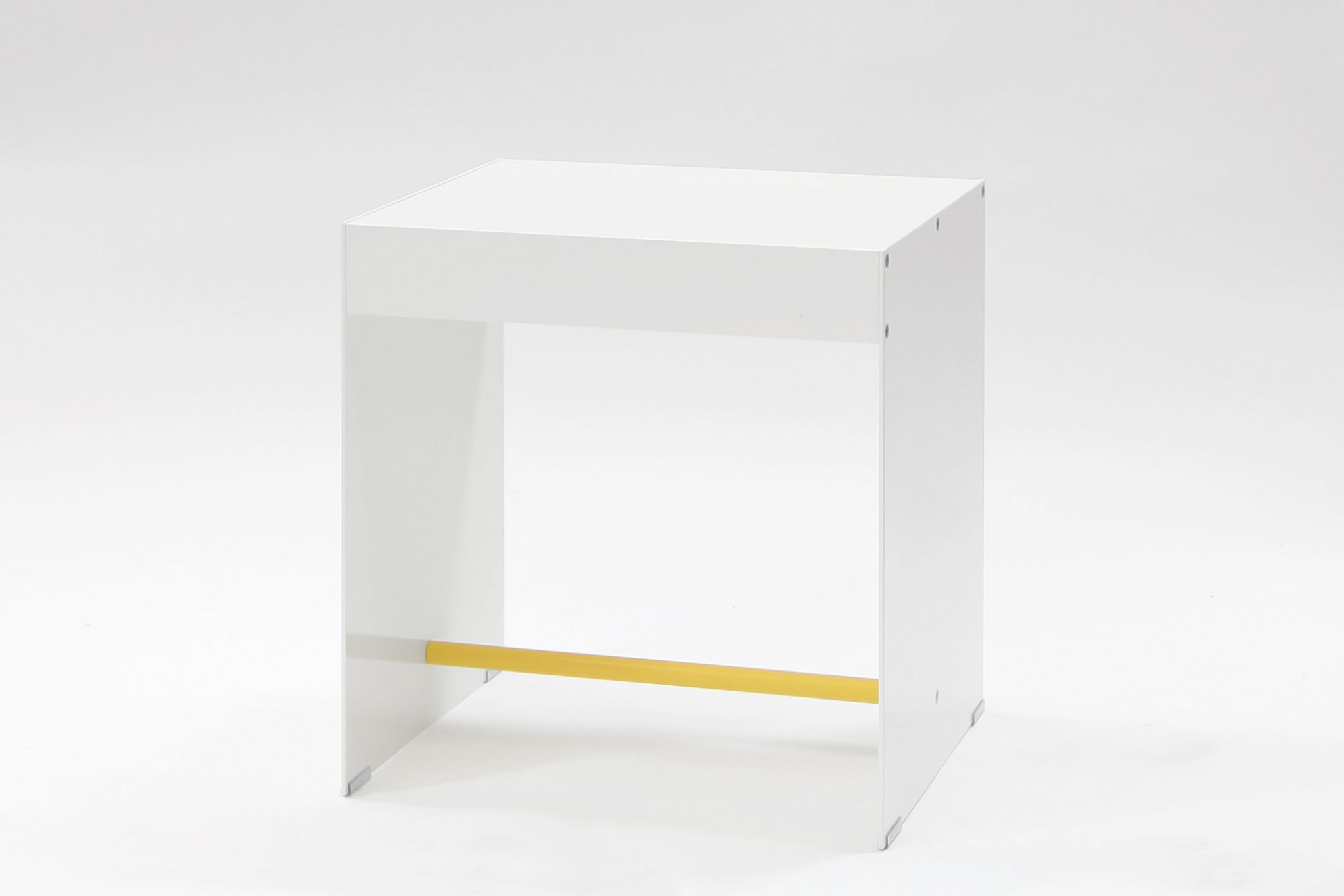 H1-R Side Table with Colour Rod
