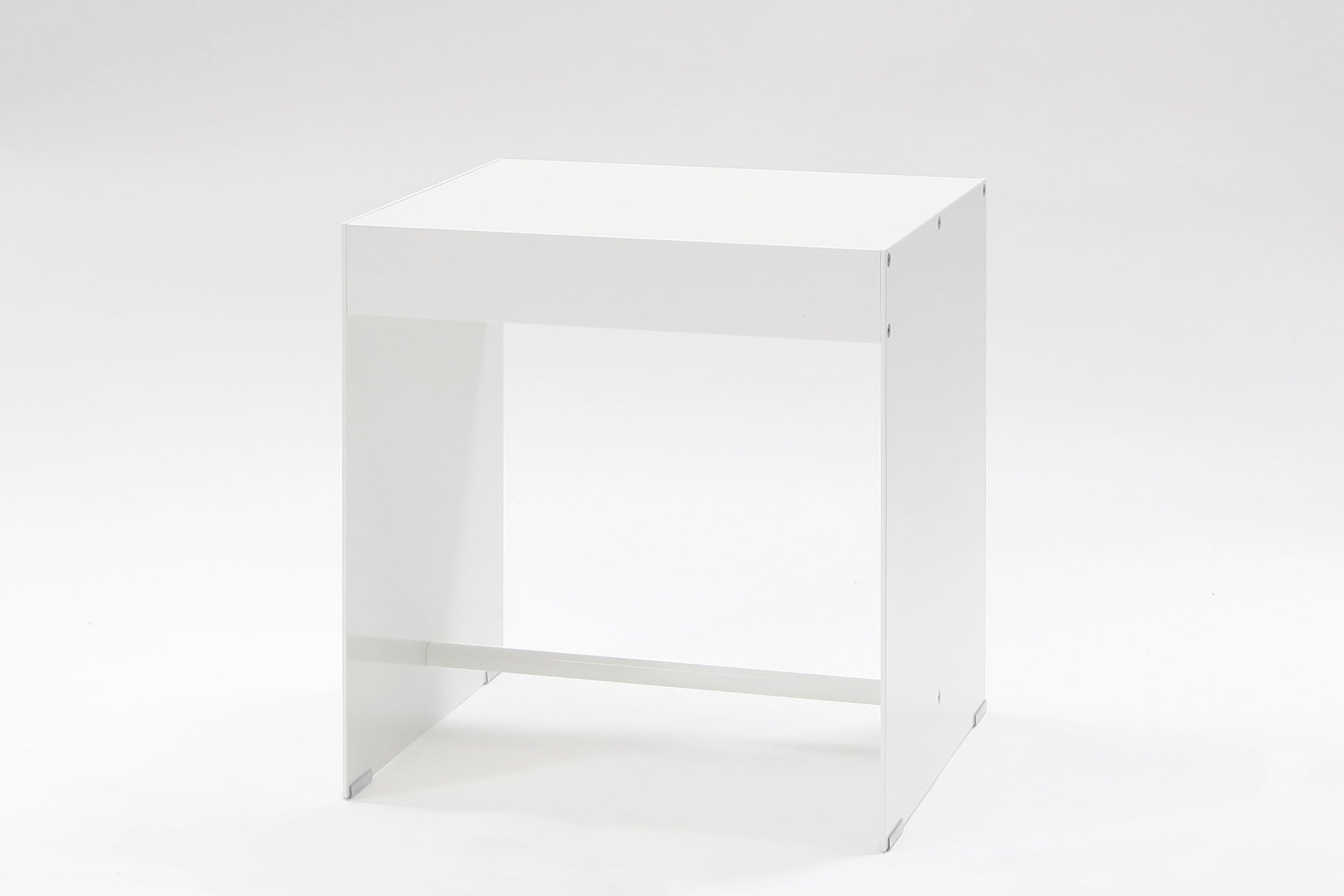 Modern white coffee table by ON&ON