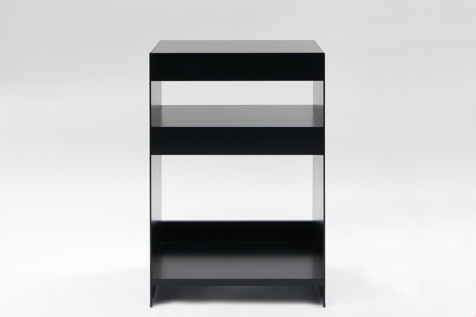 H2 Open Side Table Black