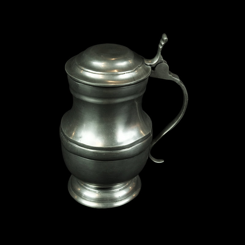 Antique Pewter Pitcher - DS555S