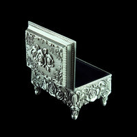 Pewter Jewellery / Trinket Box - PF011-0004