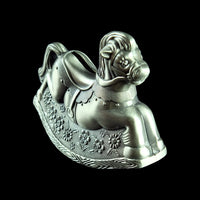 Pewter Coin Box (Rocking Horse) - PF013-0001