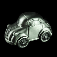 Pewter Coin Box (Vintage Car) - PF013-0011