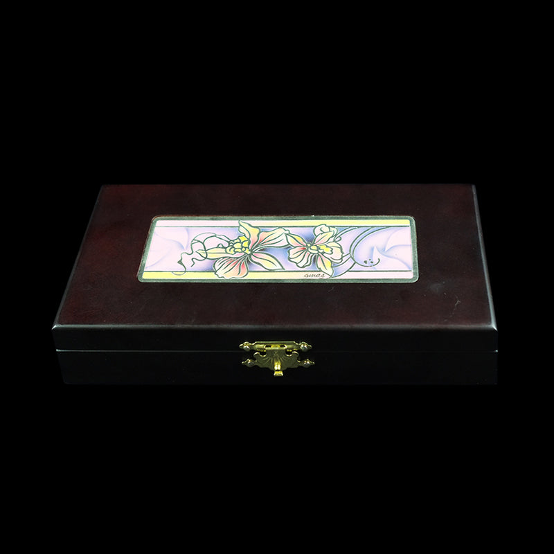 Pewter Name Card Box - PF024(2)
