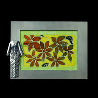 Pewter Photo Frame (Baju Kebaya) - PF613s