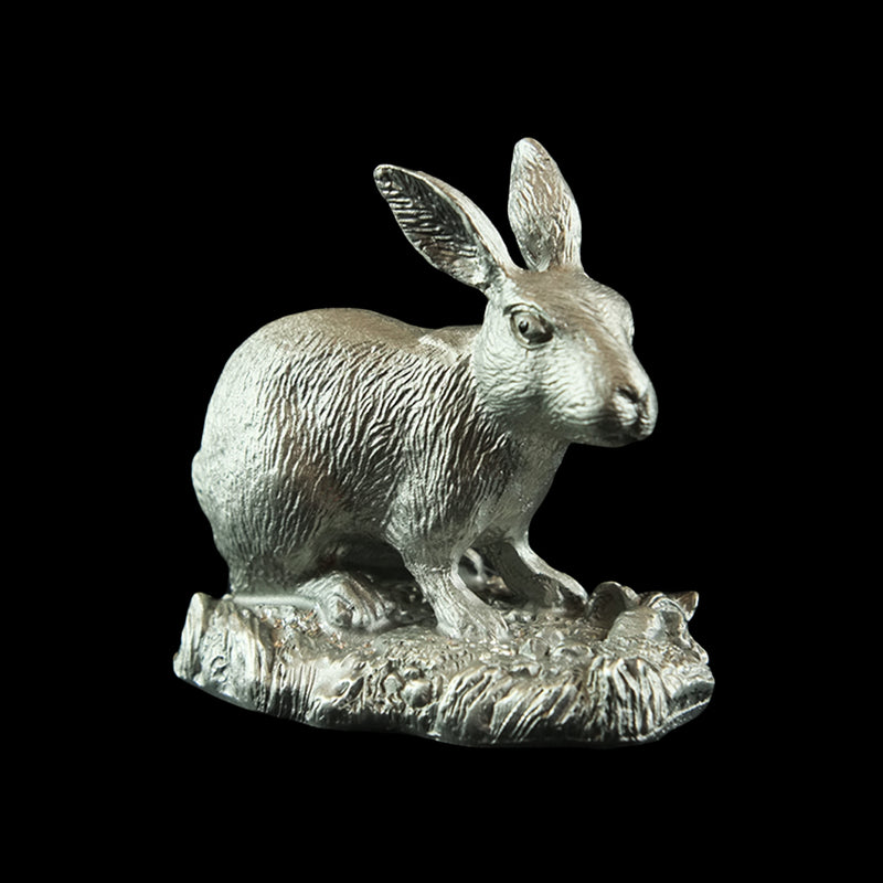 Pewter Figurine (Zodiac Rabbit) - PF9614A