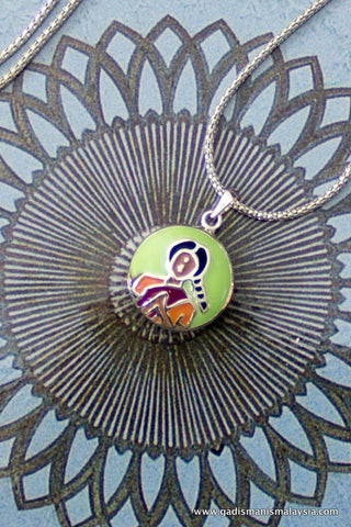 Pendant -Gowry (Asssorted colours: per piece)