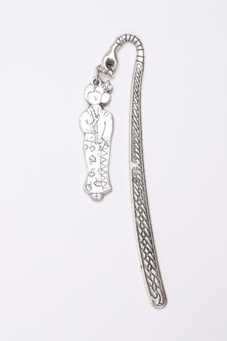 Pewter Bookmark - Yati