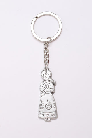 Pewter Keychain - Gowry