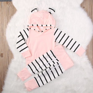 2pcs Outfit For Cute Infant Baby Girl/Boy