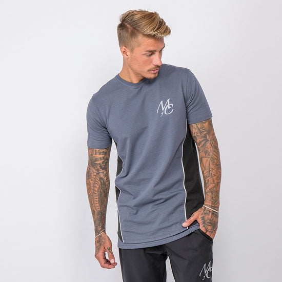 Pryce T-Shirt Steel