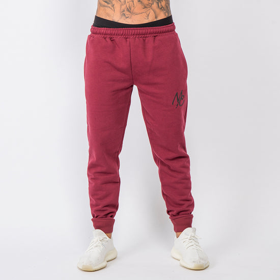 Gamble Pants Bordeaux