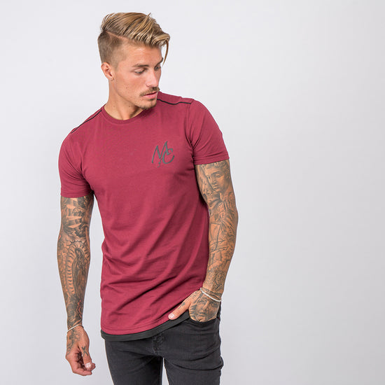 Parkfield T-Shirt Bordeaux