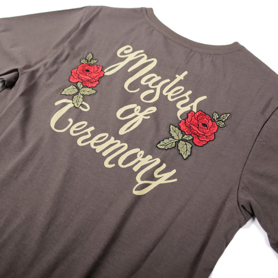 Rose T-Shirt Khaki