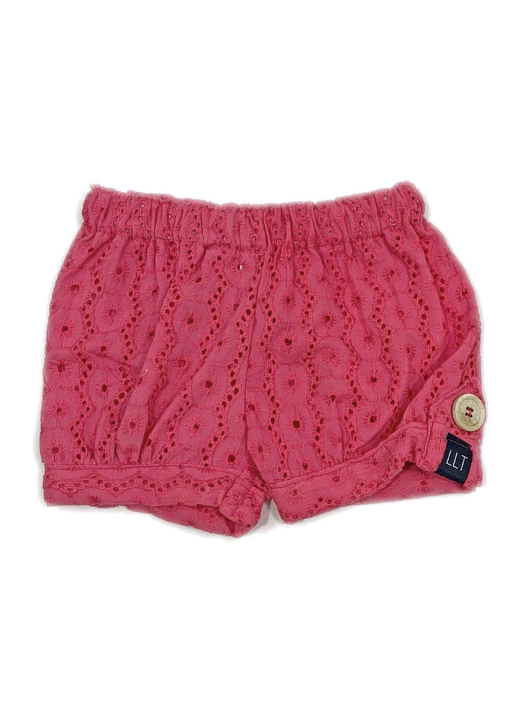 Darcy Shorts | Pink Lacey