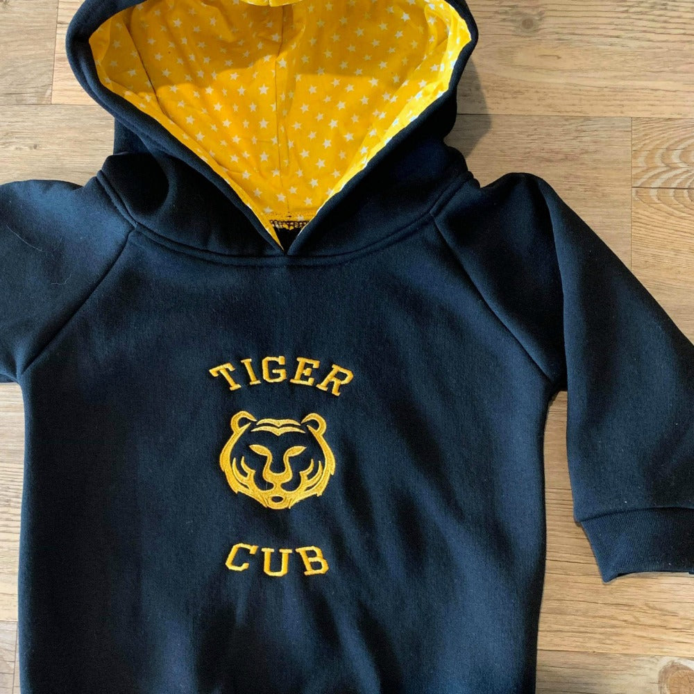 Tiger Cubs Hoody (Face)