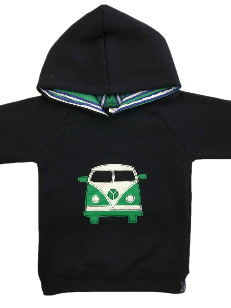 Hoodie | Kombi on Navy (all colours)