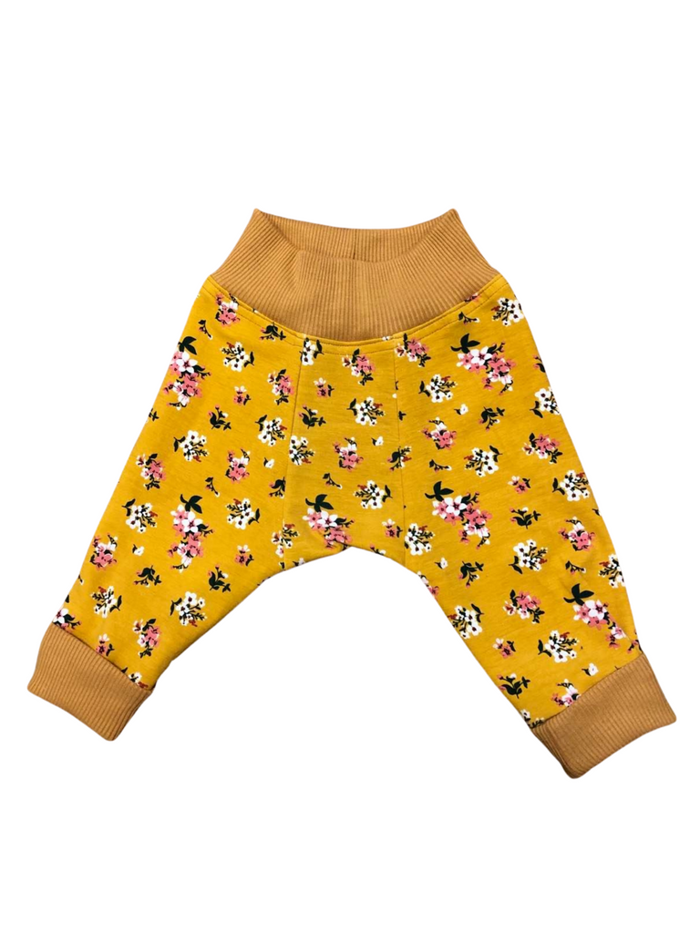 Honeycomb Floral Freddy Pant