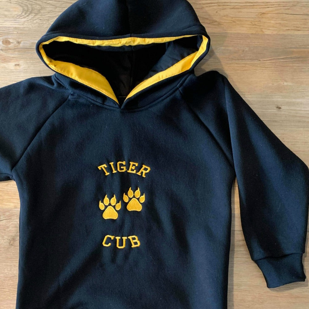 Tiger Cubs Hoody (Claw)
