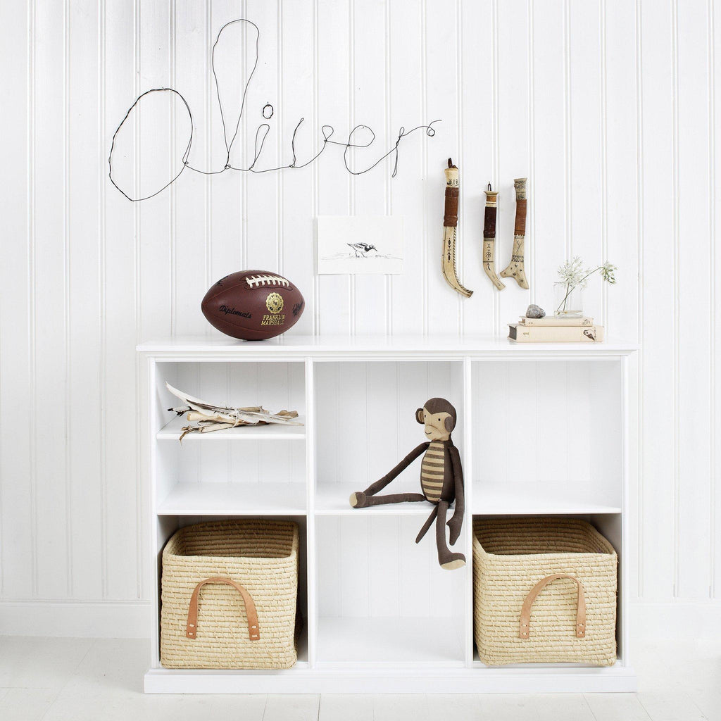 Oliver Furniture weisses Regal Seasides Collection