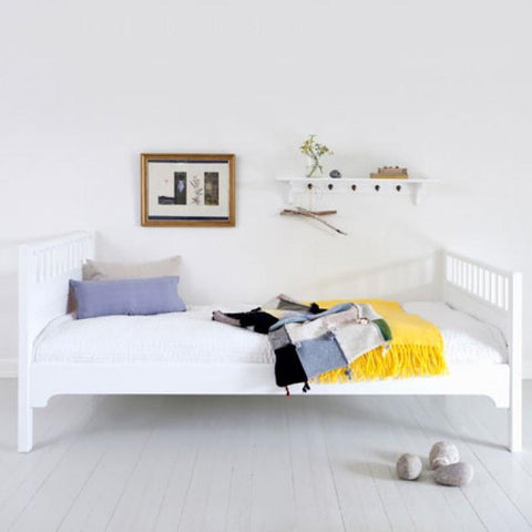Extrasatz Beine für Bett/Juniorbett, 90cm, Seaside Collection
