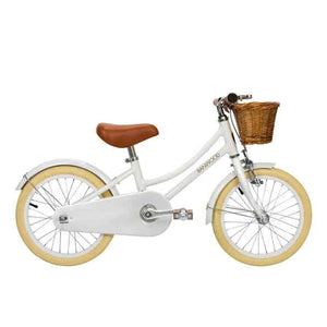 Banwood Bike White BW-CL-WHITE Fahrrad Kindervelo