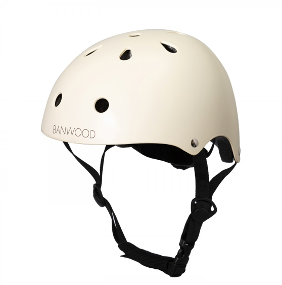 Badwood Helm Cream Helmet