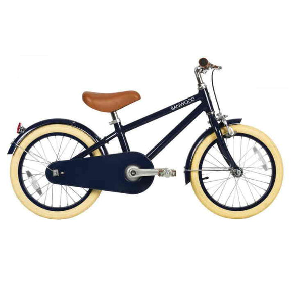 Banwood Fahrrad Navy Retro Kindervelo