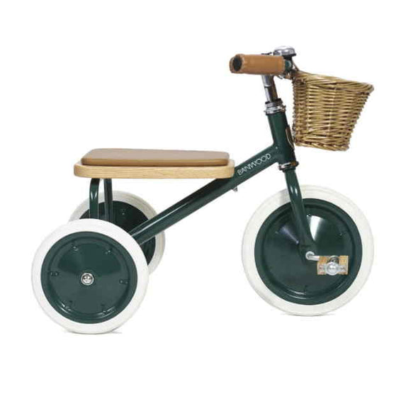 Banwood TRIKE Grün Green