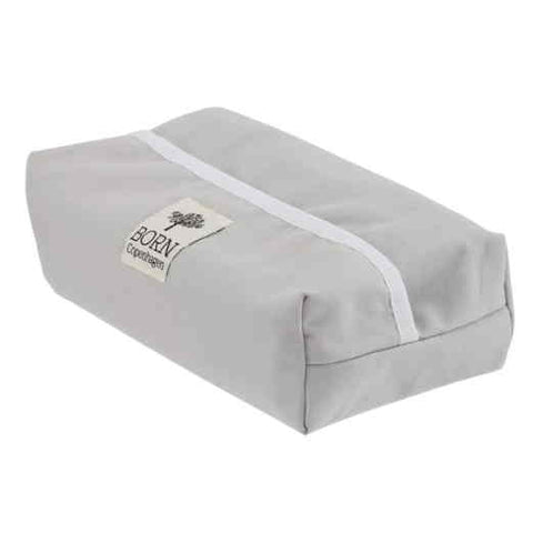 Baby Wipes Cover Dusty Grey