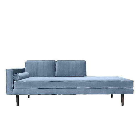 Broste Copenhagen Chaiselongue Pastel Blue