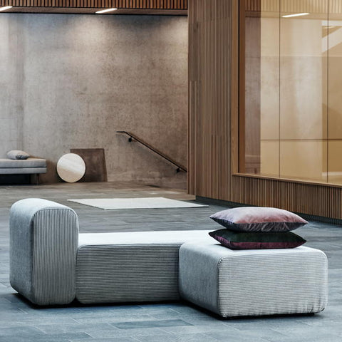 Modular Sofa Lake, Dove