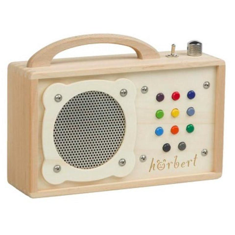 Hörbert, MP3 Player für Kinder