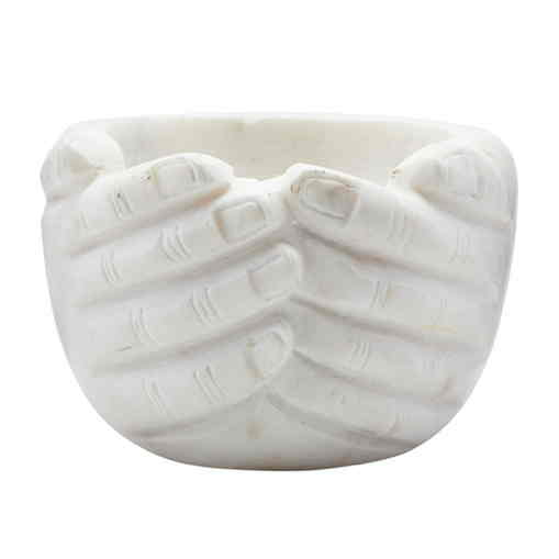 House Doctor Schale Bowl Hands OV0210