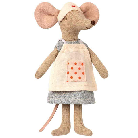 Maileg Nurse Clothing for Mouse 16-9746-02