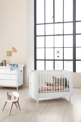 Oliver Furniture Mini+ Wood Collection Babybett